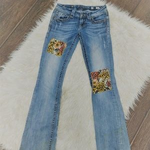 Miss Me Jeans ~25~ JE8034BX Boot